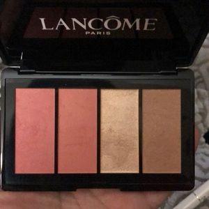 New Lancôme blush / highlighter palette